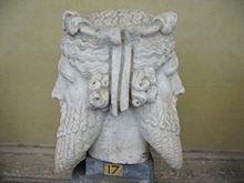 Janus Bifrons- Vatican Museums